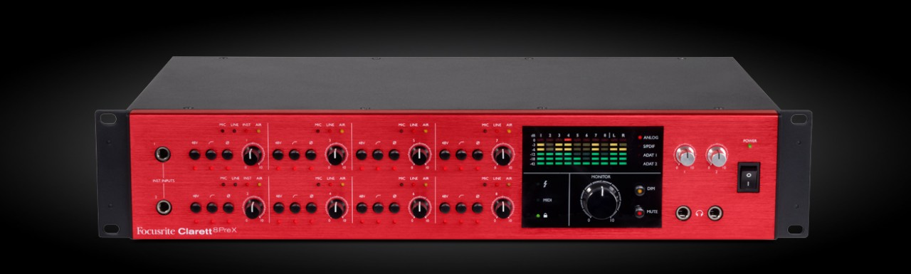 focusrite saffire 6 usb driver mac high sierra