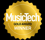 MusicTech Gold Award