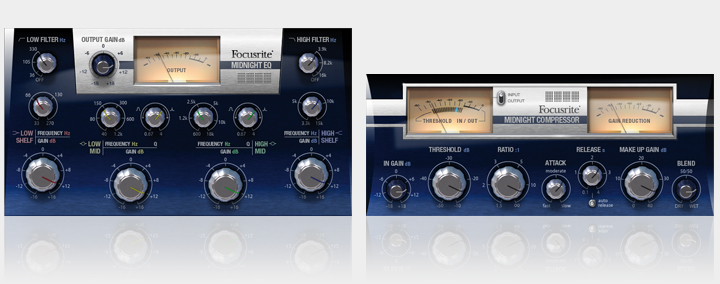 Focusrite Midnight Plug-in