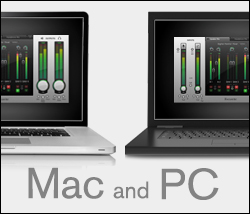 Audio interface for  Mac or PC