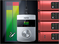 Forte Preamps from RedNet