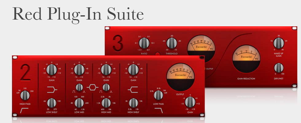 Red Plug-In Suite