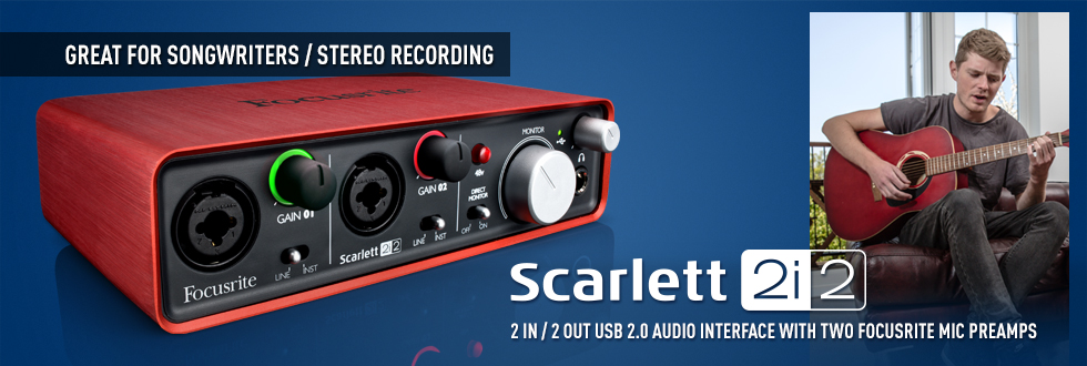 Great for Songwriters/Stereo Recordings