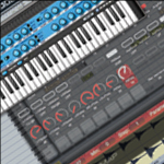Scarlett 18i20 and Novation Bass Station