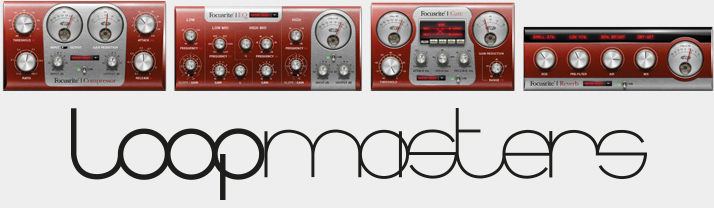 Scarlett Studio comes with Loopmasters content