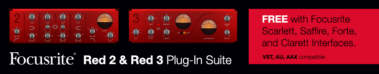 Red Plugin Suite Banner