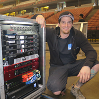 Focusrite RedNet and Dante Perfectly Serve the Foo Fighters' Major Rock Tour